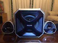 Philips MMS430/00 Multimedia Speakers