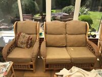 Conservatory sofa suite Collection