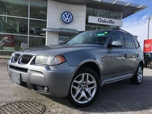 2006 BMW X3 3.0i/M-SPORT PKG./AWD/AMAZING DEAL!