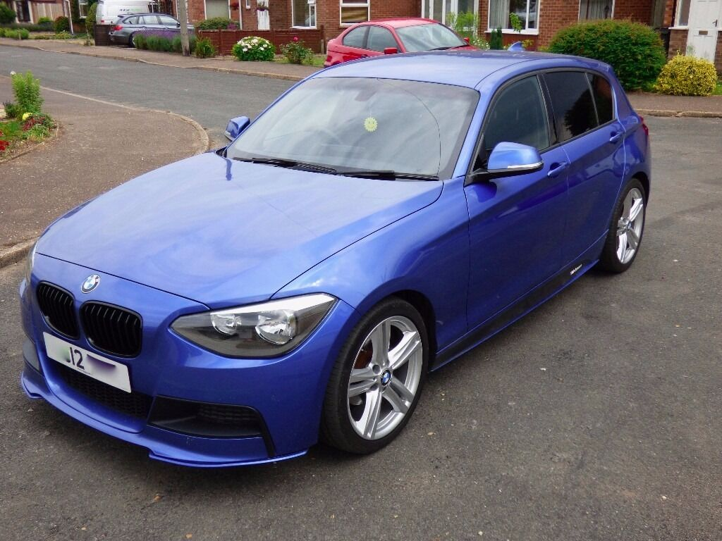 2012 bmw 118d m sport 48k with rare m performance body kit in mattishall norfolk gumtree. Black Bedroom Furniture Sets. Home Design Ideas