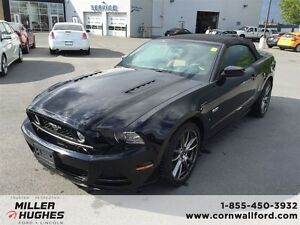 2014 Ford Mustang GT,420 Horsepower V8,Leather