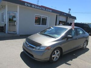2008 Honda Civic RABAIS INTERNET DE 500$