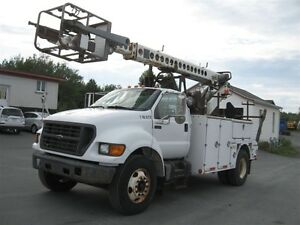 2000 Ford F750