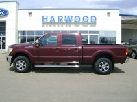2011 Ford F-350 Lariat,HEATED COOLED MEMORY LEATHER SEATS