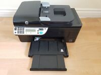 HP Officejet 4500 Wireless & Ink cartridges
