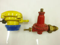 USED CALOR GAS VALVES