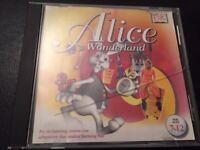 Alice In Wonderland / PC Cd-rom Game