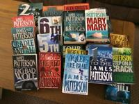 Books by James Patterson