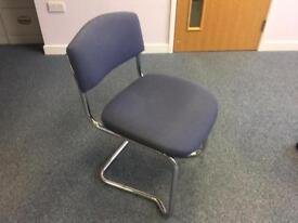 6 meeting room/office chairs