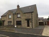 3 bed House for rent Fraserburgh