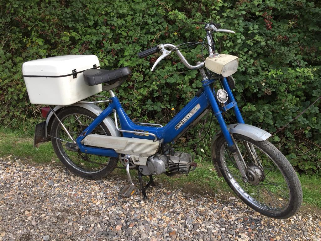 1976 Puch Maxi 50cc, Pedal and Pop ! | in Soham, Cambridgeshire | Gumtree