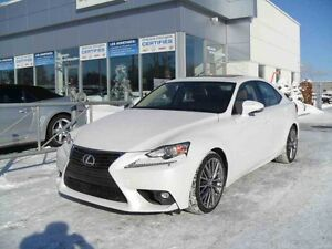 2015 Lexus IS 250 AWD LEXUS AWD TOIT ENSEMBLE SUPERIEUR