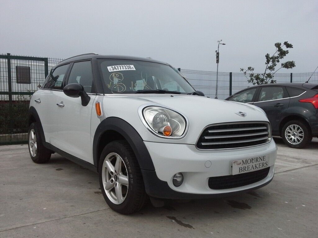 1 Images For Breaking Mini Countryman 16 Diesel 6 Speed