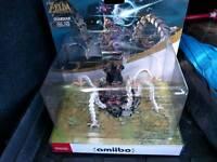 Zelda Breath Of The Wild - Amiibo Guardian NEW