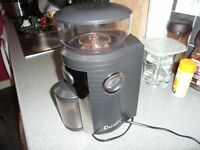 Dualit Burr Coffee Grinder £25