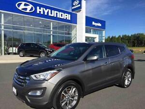 2013 Hyundai Santa Fe Sport Lux AWD