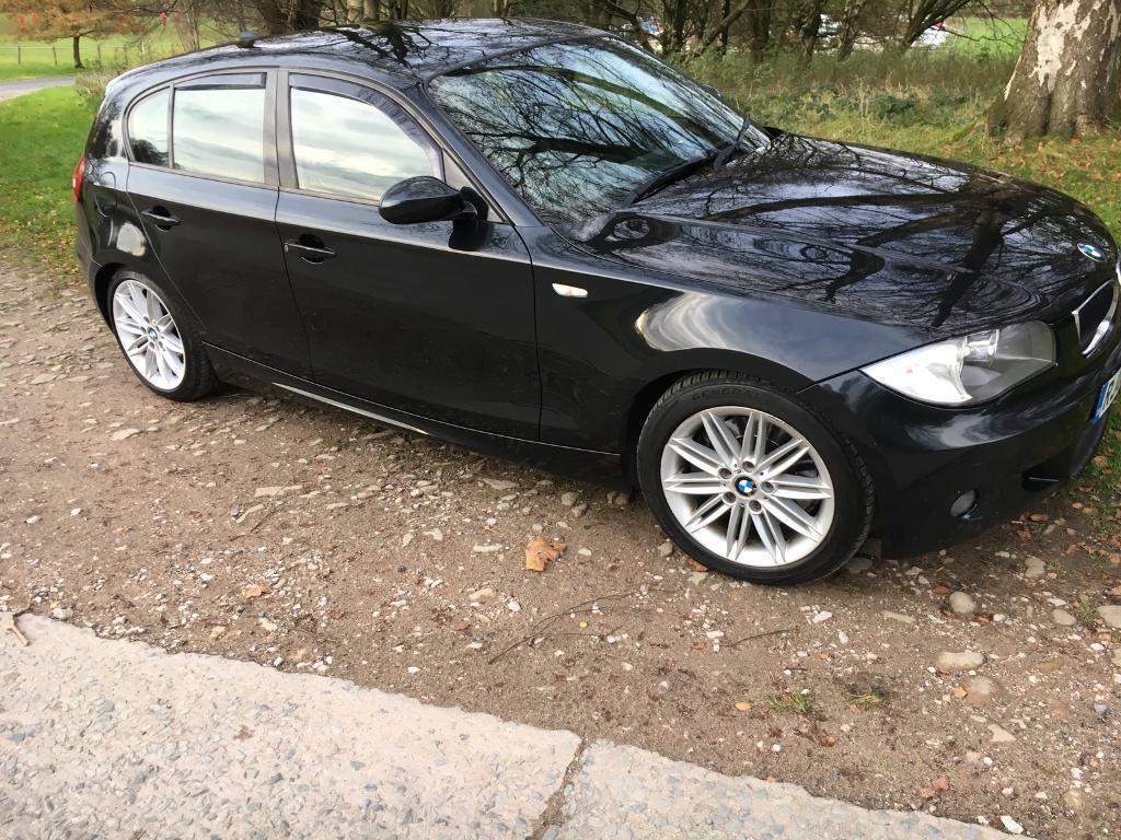 BMW 123d MSport, Twin Turbo, 2008