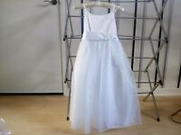 Holy Communion/Bridesmaid/Walkingday Dress/Occasion Dress by BHS