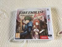 Nintendo 3DS Fire Emblem Echoes – Shadows of Valentia (Used) Collect Only
