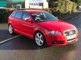 2007 Audi A3 2.0 TDI S Line Sportback 5dr, £4,495 p/x welcome Finance Available