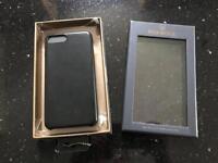 IPhone 6/7/8 plus leather case