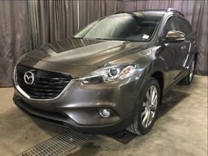 2015 Mazda CX-9 GT *AWD* *Leather* *7-Seater*