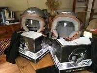 Detroit motorcycle helmets