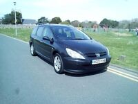 7 seat Peugeot 307 sw HDI