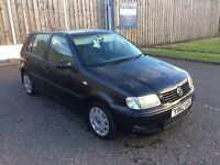 BARGAIN 2001 VW POLO 1.4 TDI £30 TO TAX CHEAPER PX WELCOME