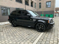 2013 Range Rover Sport Black Edition 3.0 HSE, 66k Miles Only, 3 Owners, Full History, Excellent Cond