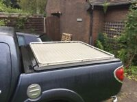 Mitsubishi L200 long back Tonneau Cover
