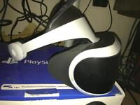 Sony ps vr immaculate condition boxed