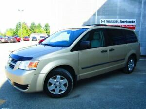2010 Dodge Grand Caravan SE STOW'N'GO 133000KM 7PLACES CLIMATISE