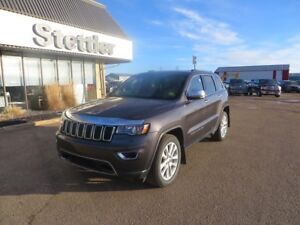 2017 Jeep Grand Cherokee LIMITED TRAILER TOW! NAV! SUNROOF!