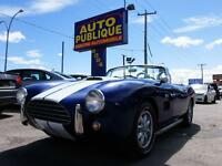 SHELBY COBRA AC RÉPLIQUE 302