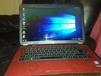 HP PAVILION G6 ( WINDOWS 7 ) (FREE WINDOWS 10) ( READ DESCRIPTION) WILL SWAP FOR A MOBILE PHONE