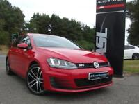 VOLKSWAGEN GOLF 2.0 TDI GTD (red) 2014