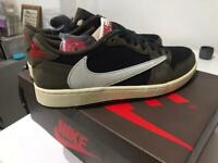 Nike Jordan 1 retro low og sp X Travis Scott