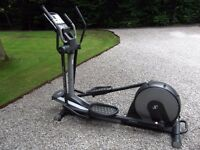 NORDICTRACK ELLIPTICAL 'AUDIO STRIDER 900' CROSS TRAINER - AMAZING WORKOUTS FOR ARMS AND LEGS!