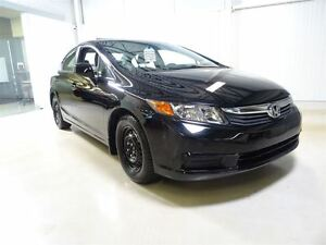 2012 Honda Civic Sedan EX at Bluetooth/Toit Ouvrant/Mags West Island Greater Montréal image 1