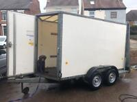 IFOR WILLIAMS BOX TRAILERS WANTED BOUGHT AND SOLD BV84 BV85 BV105 BV106 BOX VAN TRAILOR