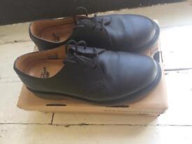 Dr. Martens 1461 Plain Welt Smooth, black UK size 10