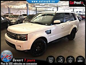 2012 Land Rover Range Rover Sport HSE LUX 4D Utility