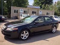 2006 Acura TL 5sp at