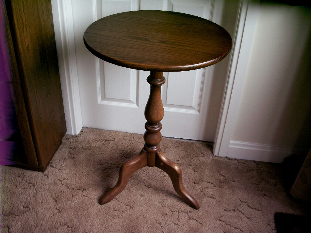 Ercol lamp table in hawick scottish borders gumtree ercol lamp table aloadofball Images