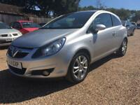 Vauxhall corsa sxi 1.2 petrol 3dr hatcback 2011-12 months mot hpi clear low miles px welcome