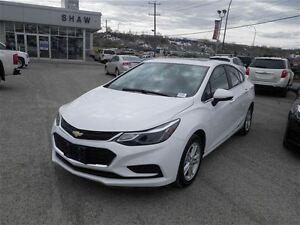 2016 Chevrolet Cruze LT Auto | Rem. Start | Backup Cam. Heated S