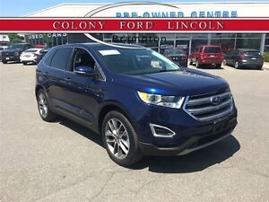 2016 Ford Edge FORD COMPANY DEMO, TOW PKG!