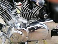 Yamaha 125cc bike for sale