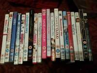 DVD & Book collection (see pictures)